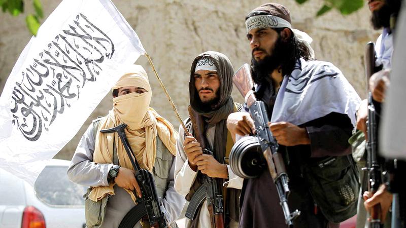 حركة «طالبان» باتت أقسى وأصعب ممّا كانت عليه في 2001.  أرشيفية