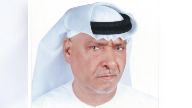 سليمان العنتلي.  الإمارات اليوم
