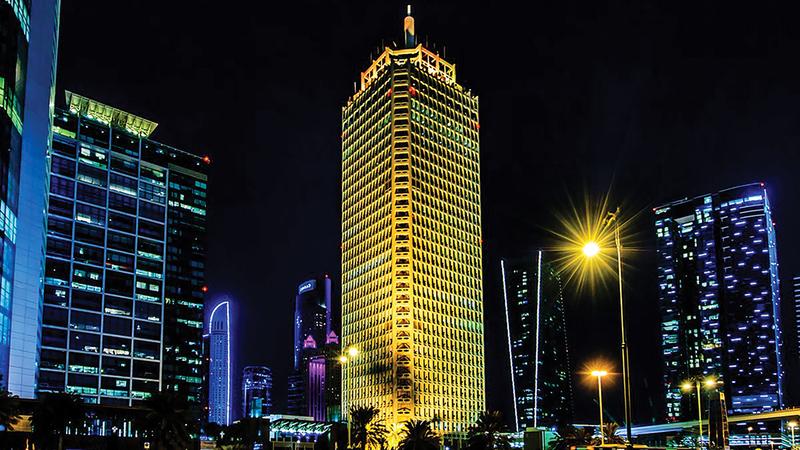 «دبي التجاري العالمي» لعب دوراً رئيساً في تنويع اقتصاد دبي.  أرشيفية