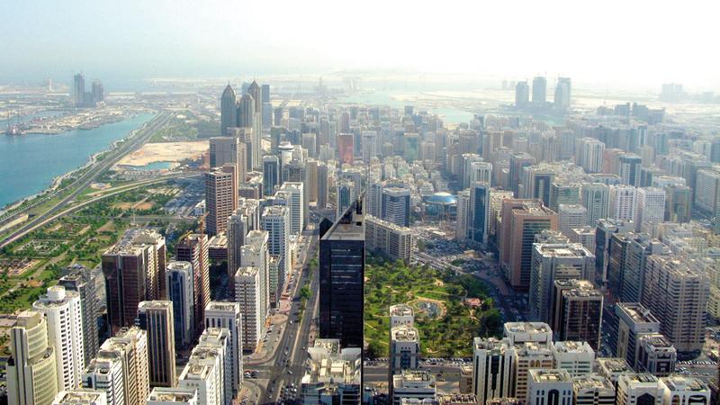 «بيور سلمون»: إنشاء المقر العالمي للشركة في أبوظبي يرسخ مكانة الدولة في هذا المجال.  أرشيفية