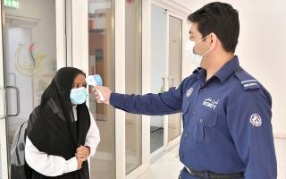 الصورة: «الإمارات للتعليم» تجهّز 564 مدرسة حكومية لاستقبال الطلبة