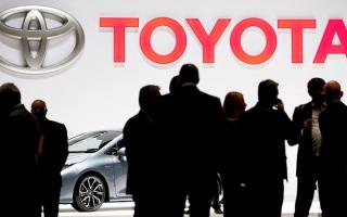 الصورة: تراجع سهم «تويوتا» بعد أنباء خفض إنتاجها 40%