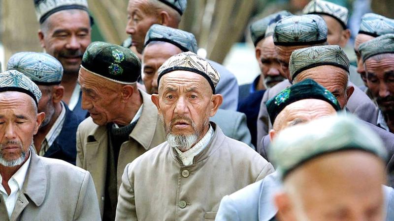 مسؤولو مكافحة الإرهاب الصينيون اتهموا حركة «طالبان» بدعم مسلحي الأويغور.  أرشيفية