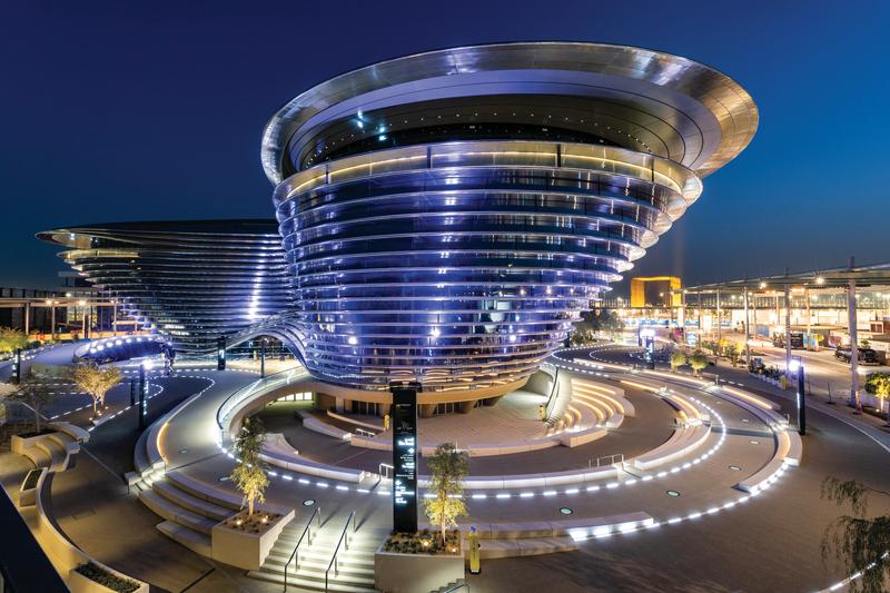 المشاركون في «إكسبو 2020 دبي» من مختلف الدول والشركات بدأوا الحجز أو البحث عن أماكن إقامة للموظفين.   أرشيفية