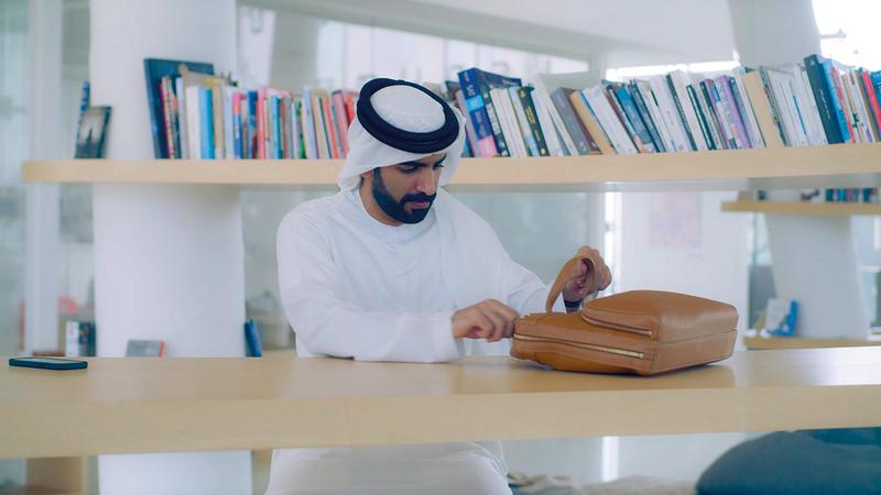 «رسائل إلى المستقبل» أحدث مبادرات لجنة الاحتفال باليوبيل الذهبي لدولة الإمارات العربية المتحدة.   من المصدر