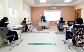 الصورة: سيناريوهان لاستقبال الطلبة بالمدارس الحكومية في الدولة