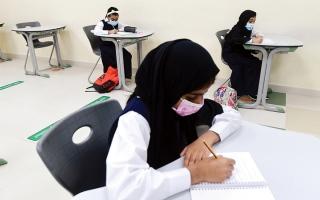 الصورة: ميكروسكوب.. «الإمارات للتعليم» تطبق 3 أنواع من التعلم في المدارس الحكومية