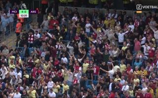 الصورة: بالصور.. جماهير الأرسنال تحتفل بخسارة فريقها أمام مانشستر سيتي بخماسية