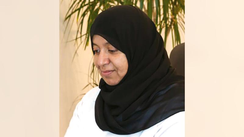 الدكتورة لطيفة النعيمي: «المشروعات الوقفية لها أثر إيجابي مستدام في المجتمع».