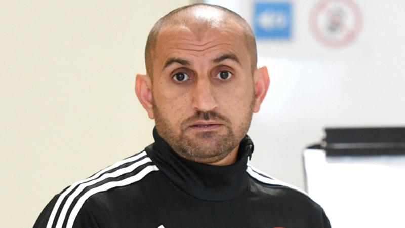 زكريا أحمد: «أتمنى ظهور حراس مرمى جدد في بطولة الدوري».