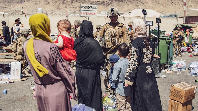 موجة نزوح أفغانية إلى أوروبا باتت حتمية.  رويترز