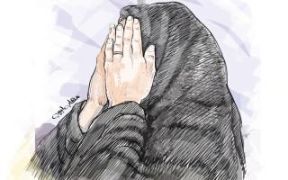 الصورة: أمراض مزمنة تهدّد حياة «أم ناريمان»