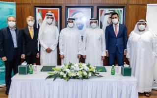 الصورة: إنشاء مجمع متخصص ومتكامل لرعاية المسنين في «دبي الطبية»