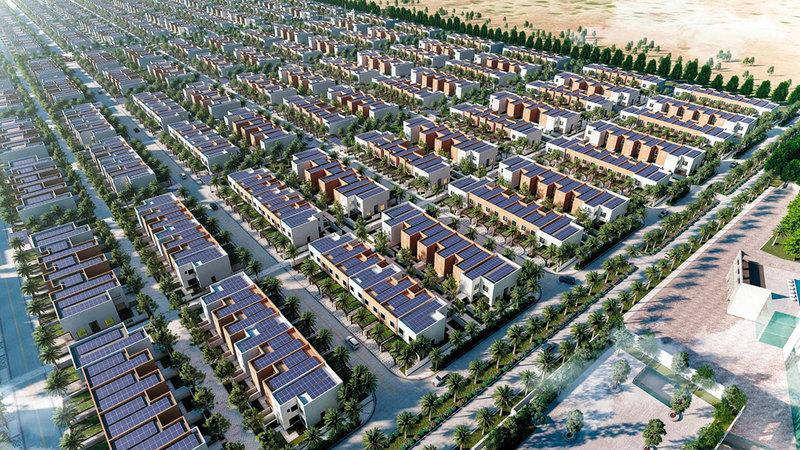 مدينة الشارقة المستدامة تُعد أول مجتمع مستدام ومتكامل في إمارة الشارقة.   من المصدر