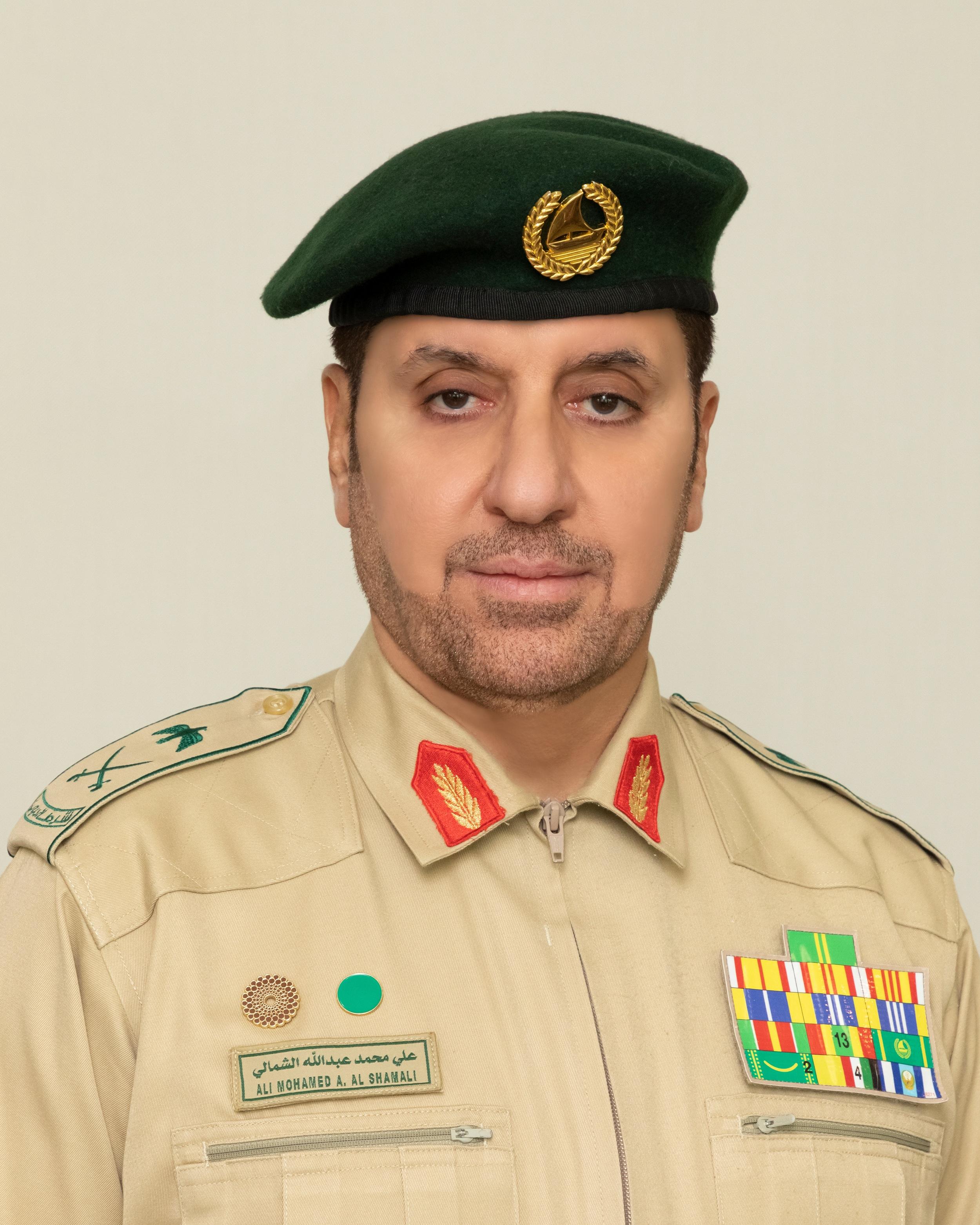 اللواء علي محمد الشمالي