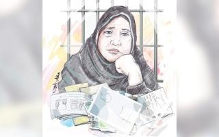 الصورة: 63 ألف درهم تنقذ «أم عبدالله» من السجن