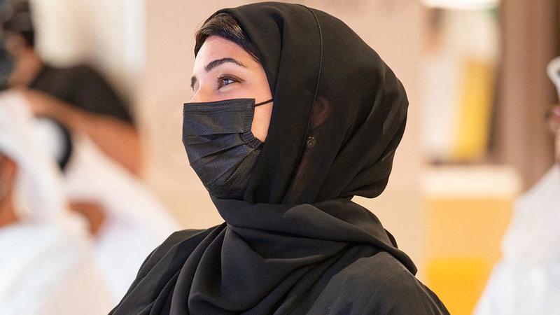 وزيرة دولة لشؤون التعاون الدولي، المدير العام لإكسبو 2020 دبي: ريم الهاشمي.