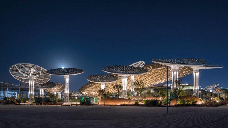 «إكسبو 2020 دبي» سيكون الأكبر نطاقاً في تاريخ معارض إكسبو الدولية منذ 170 عاماً.  أرشيفية