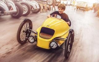 الصورة: محركات.. 4 مركبات أطفال ثمنها أغلى من سيارات حقيقية