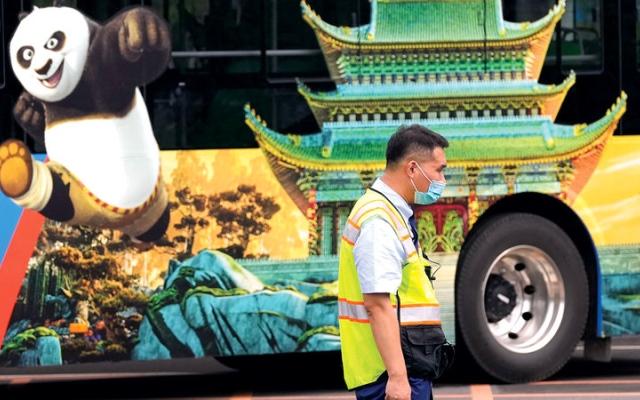 الصورة: #هلا_بالسفر.. «يونيفرسال ستديوز» تدشن أكبر مدنها الترفيهية في الصين