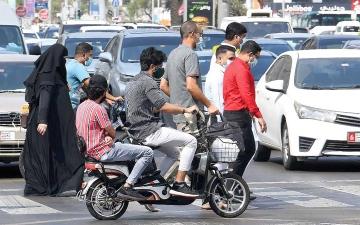 الصورة: تشديد عقوبة المركبات المخالفة لتدابير «كورونا»