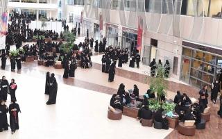 الصورة: 4 جامعات إماراتية ضمن أفضل 30 جامعة عربية
