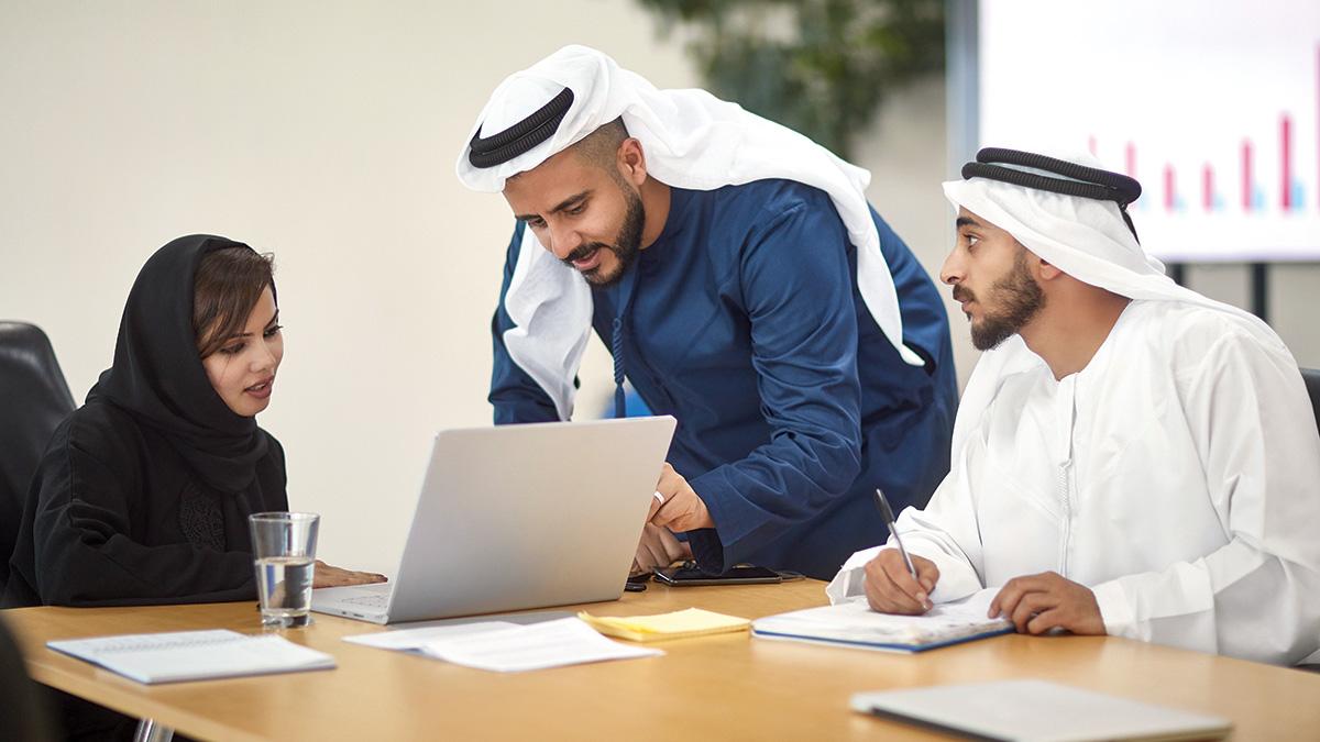 ريادة الأعمال في الإمارات تجاوزت دولاً واقتصادات كبرى. .أرشيفية