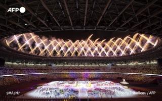 الصورة: طوكيو تقدم وداعا ملوَنا للألعاب البارالمبية.. صور