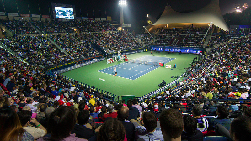 دبي نظمت بطولات دولية بأعلى معايير النجاح.  الإمارات اليوم