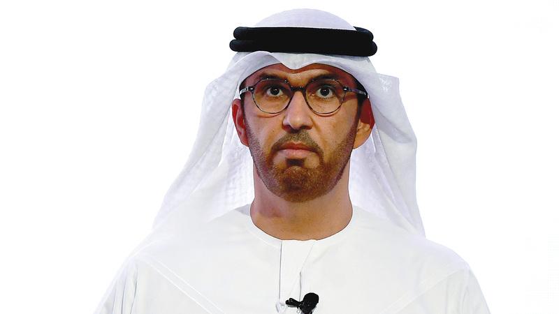 سلطان الجابر: «نعمل على بناء منظومة صناعية مترابطة، تعزّز مكانتنا كوجهة أساسية للمبدعين والشركات العالمية».