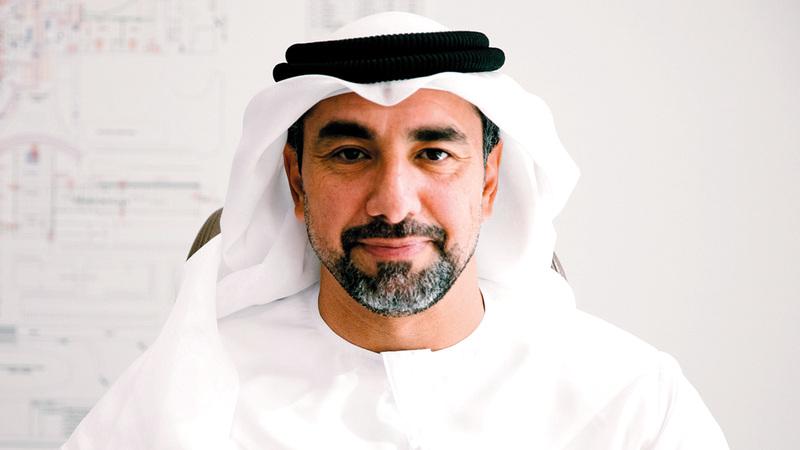 ماهر عبدالكريم جلفار: «واثقون بقدرة (دبي التجاري العالمي) على دعم رؤية الإمارة في تحقيق مزيد من النمو والتنوع الاقتصادي».