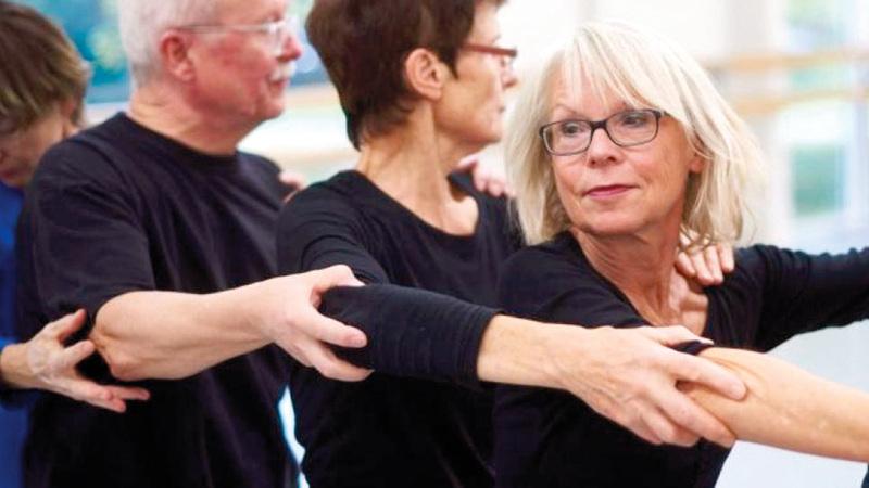 رياضة الرقص تعد مفيدة للظهر دائماً حتى في حالة المعاناة من متاعب بالظهر.  د.ب.أ