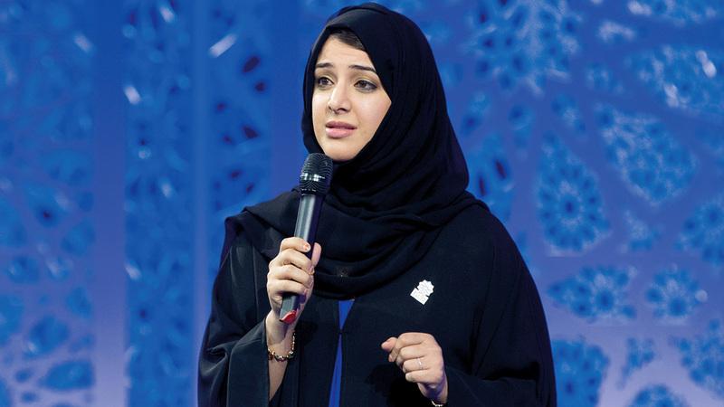 ريم الهاشمي: «(إكسبو 2020 دبي) سيكون من أعظم الأحداث التي يجب مشاهدتها في العالم».