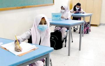 الصورة: «كوفيد-19».. توفير أدوات السلامة للأطفال