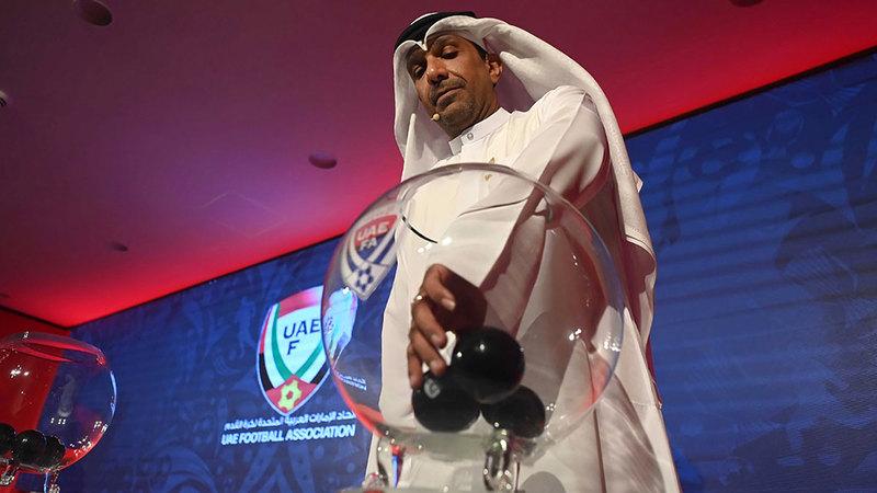 نادي رأس الخيمة شارك سابقاً في قرعة الموسم الجديد، قبل أن يقرر الانسحاب أمس.  من المصدر