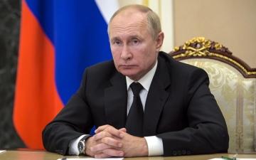 الصورة: السلطات السويدية تحظر بوتين دون الإفصاح عن السبب