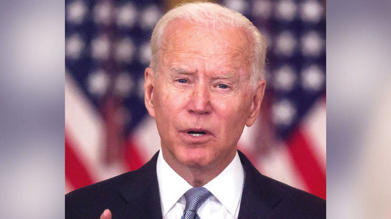 إدارة الرئيس الأميركي جو بايدن ستعمل على إعادة توطين 15 ألف لاجئ.  رويترز