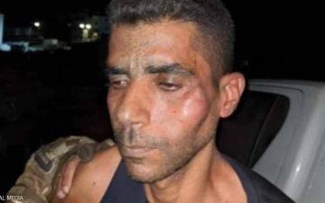 الصورة: أول صورة للسجين الفلسطيني الزبيدي لحظة اعتقاله.. هل تعرض للضرب؟