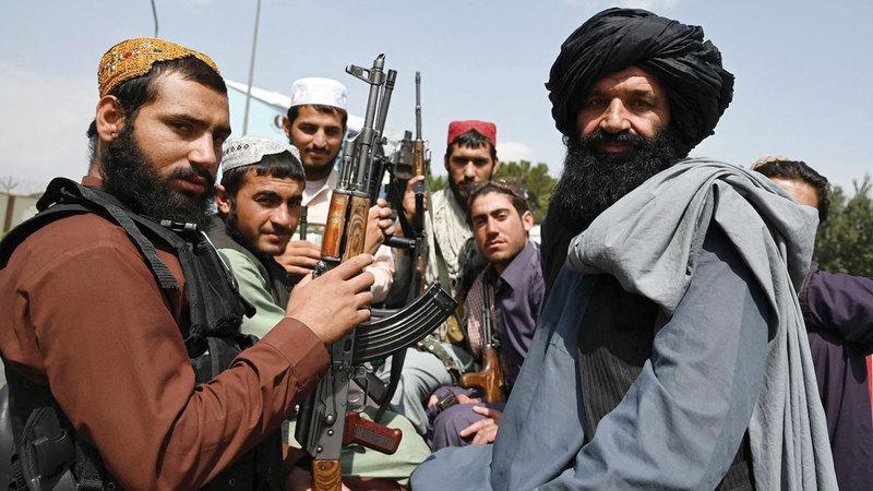 دخول «طالبان» إلى كابول أدى إلى تجميد أصول البنوك الأفغانية في الولايات المتحدة.  أرشيفية