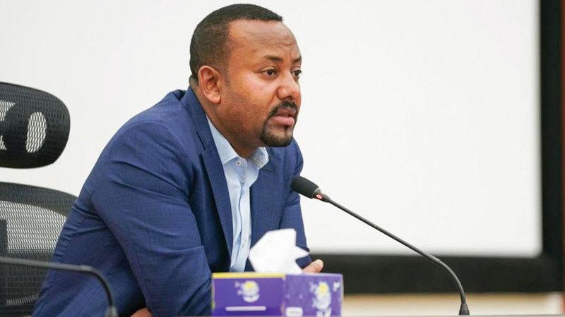 آبي أحمد في رسالة بمناسبة العام الإثيوبي الجديد.  أرشيفية