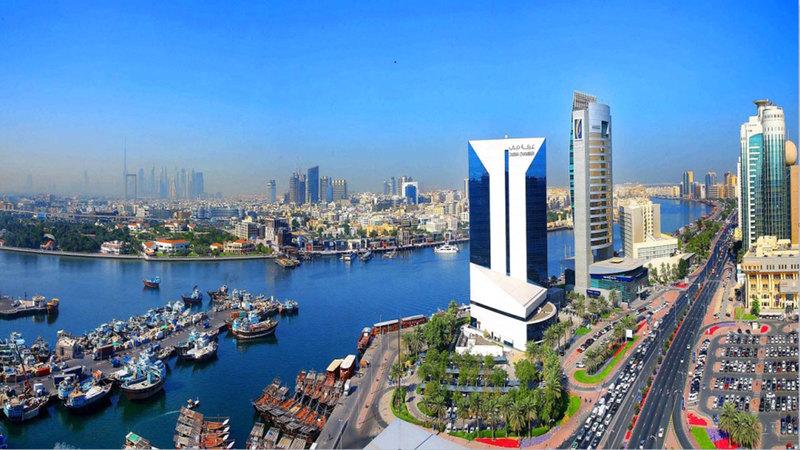 «غرفة دبي» تبذل جهوداً مضاعفة للتعريف بالفرص التجارية الخارجية في الأسواق الواعدة.  أرشيفية