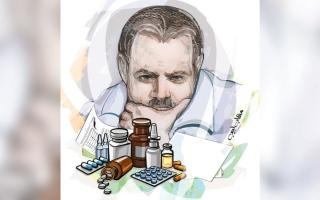 الصورة: متبرعان يسددان كلفة أدوية «أبوخالد» لمدة عام