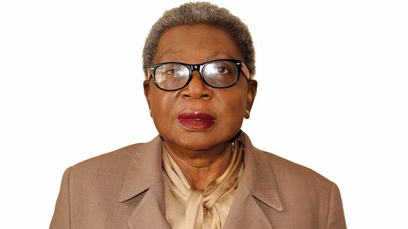 ماري موبي: «نحن متفائلون بأن (إكسبو 2020) سيعطي دفعة لزيادة التجارة بين زيمبابوي والإمارات وبقية الدول».