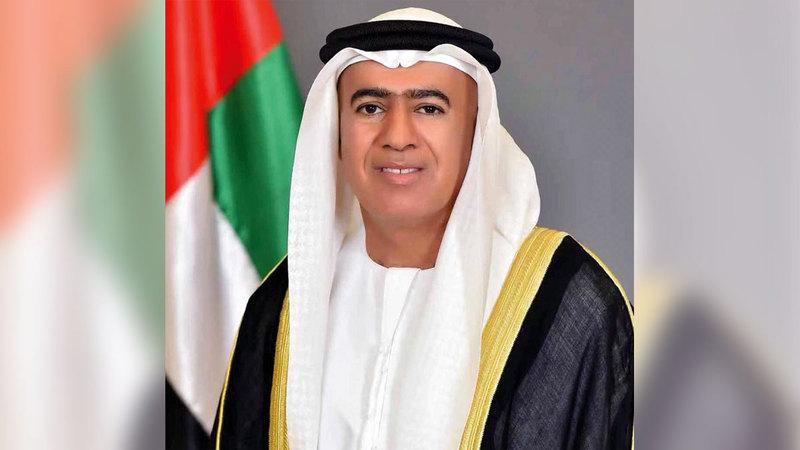 علي عبيد علي الظاهري: «الإمارات باستضافتها لـ(إكسبو) تفتح الطريق أمام العالم للتعافي من جائحة (كورونا)».