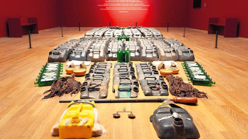 متحف العبودية في ريجكس شاهد على ماضي هولندا الاسترقاقي.    غيتي