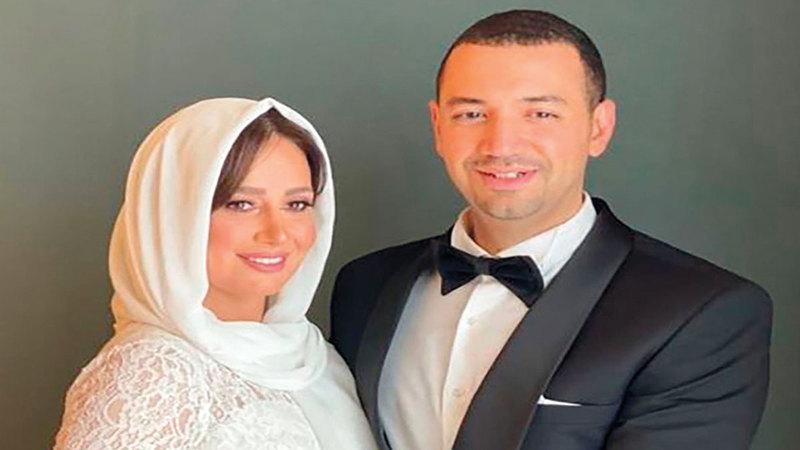 حلا شيحة ومعز مسعود. أرشيفية