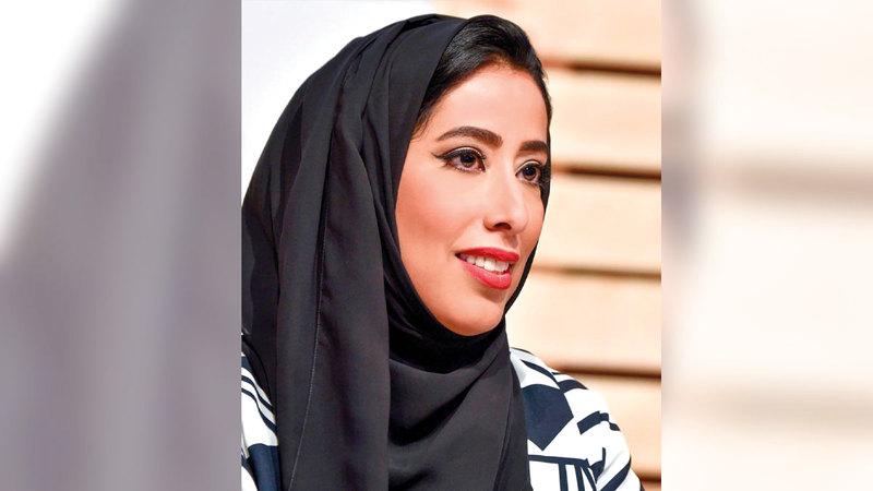 منى المرّي: «إطلاق الاستراتيجية الجديدة للمؤسسة في ديسمبر المقبل، تزامناً مع (إكسبو 2020 دبي)».