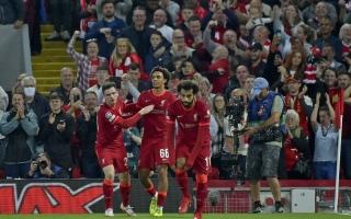 الصورة: ليفربول يهزم ميلان.. ومحمد صلاح يقترب من تحطيم رقم صامويل إيتو