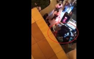 الصورة: انتحار فتاة في أشهر مراكز تسوق القاهرة