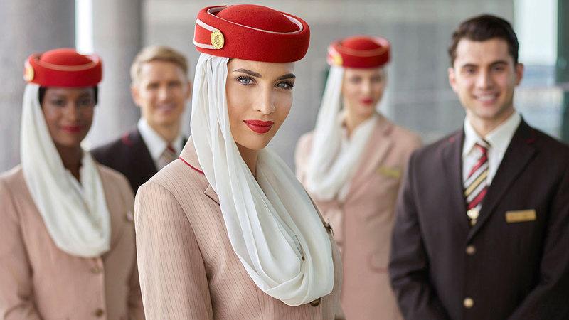 «طيران الإمارات» تخدم حالياً 120 مدينة برحلات منتظمة.   من المصدر